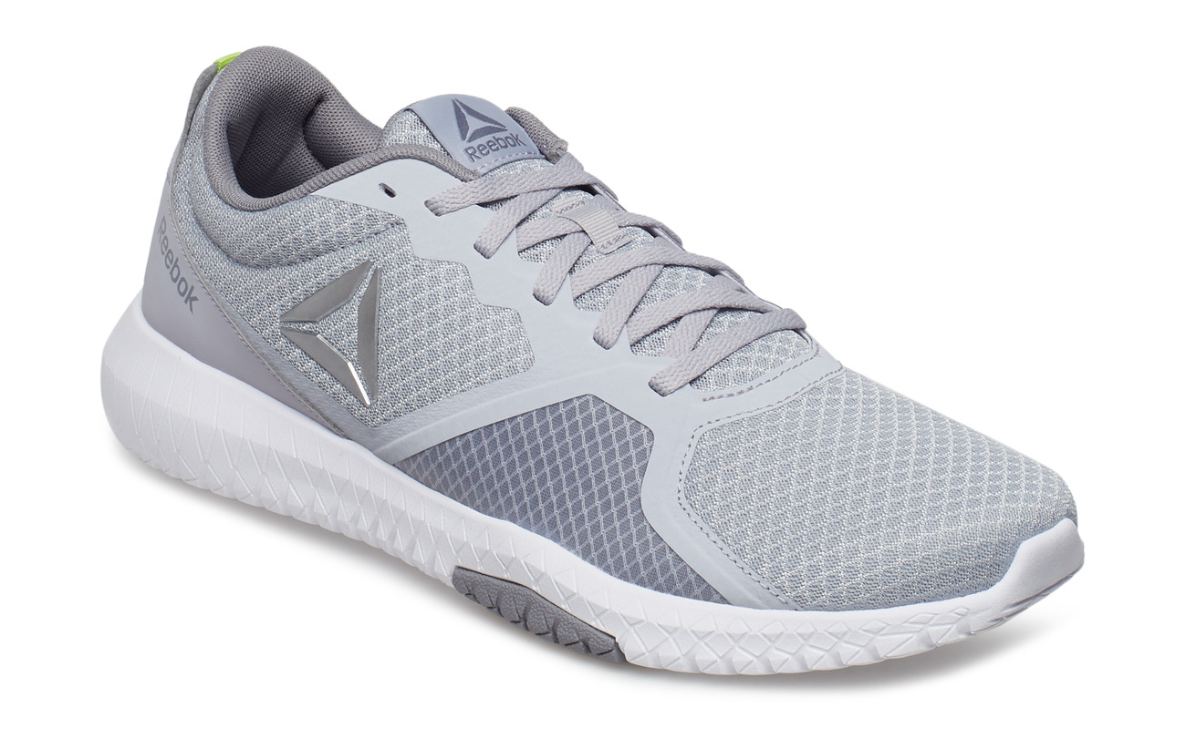 Reebok Performance REEBOK FLEXAGON FORCE - COLD GREY/WHITE/NEON