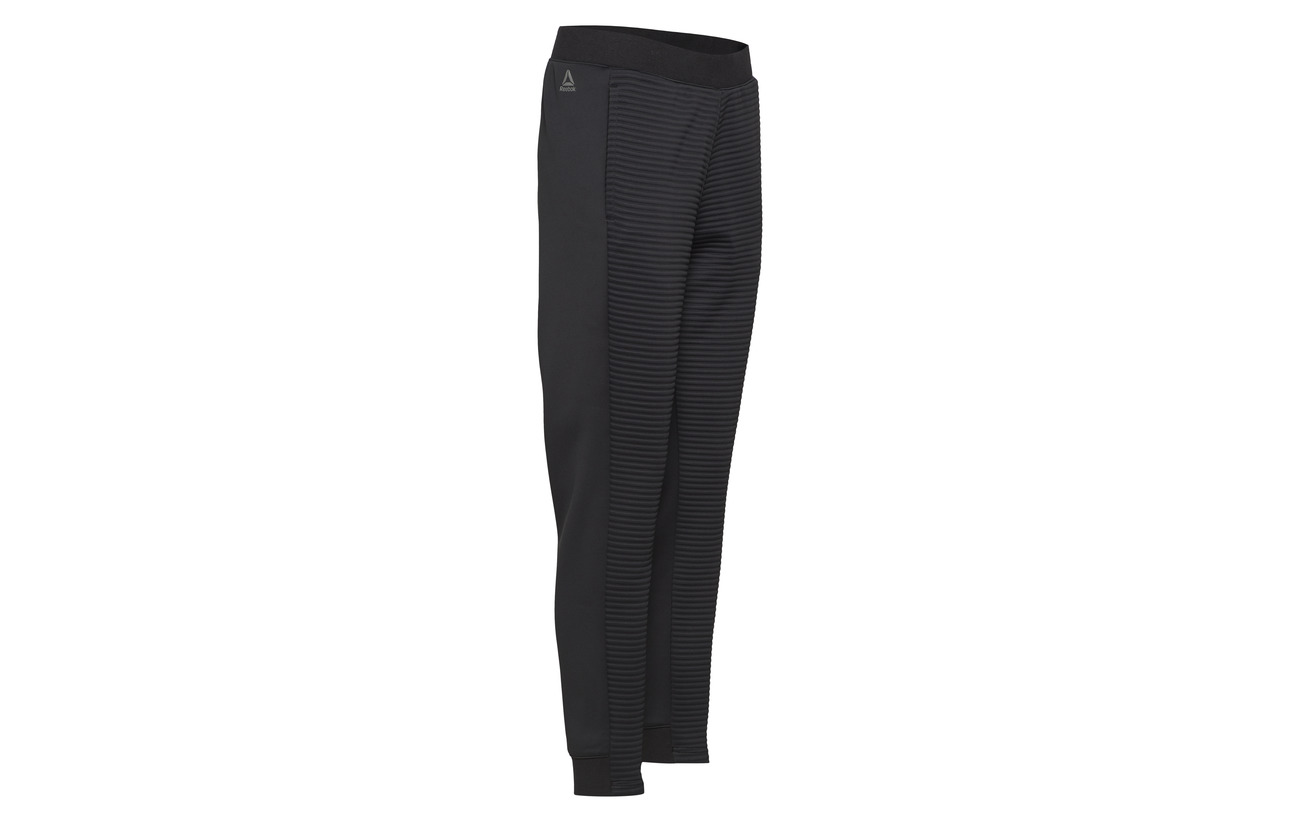 Os Dp Black Thermowarm Reebok 100 Polyester Pant BxwUqqn