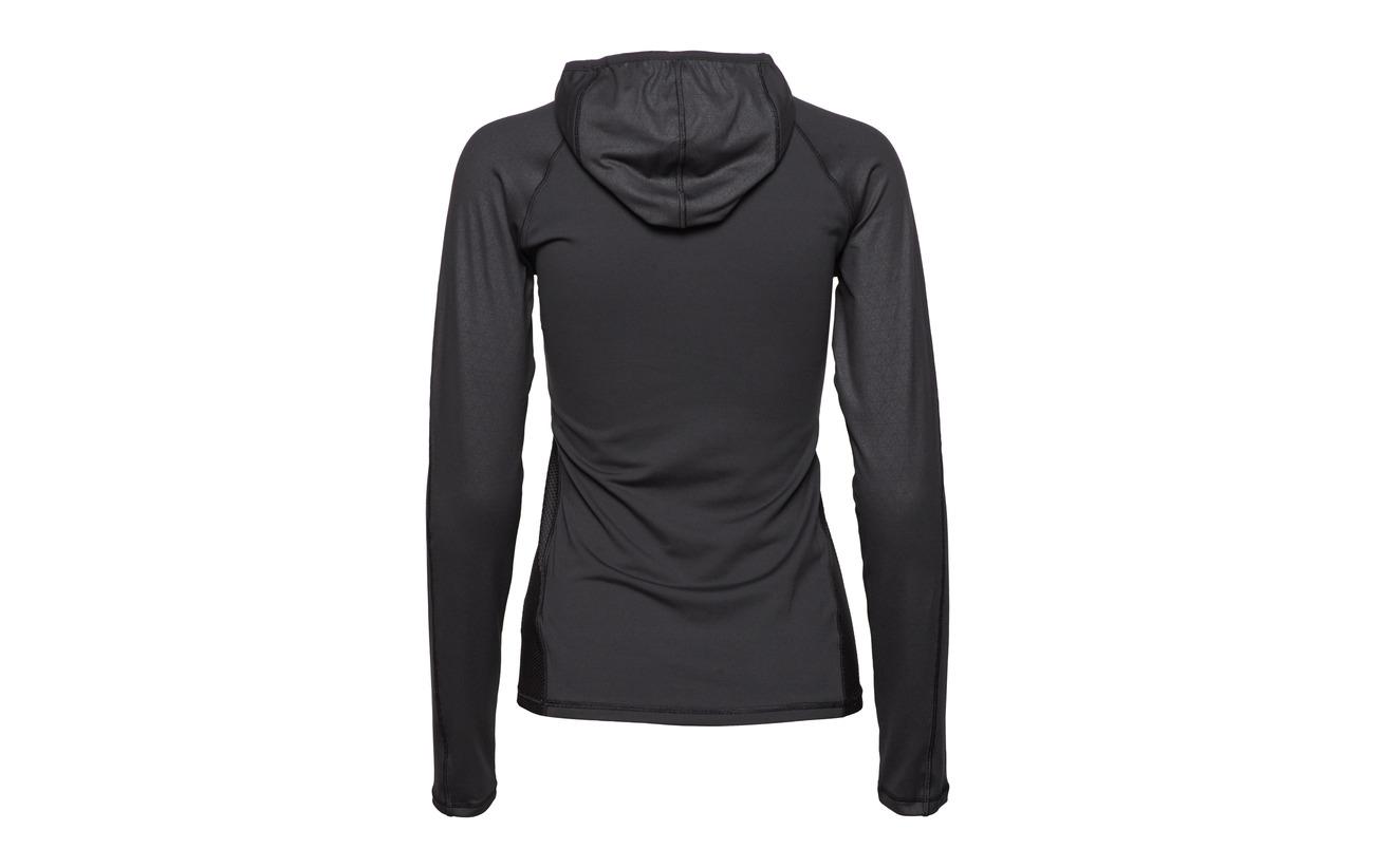 Polyester Reebok Midlayer Os Thermowarm Black Elastane 14 86 XRrSRwq