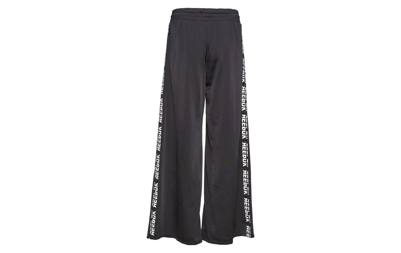 Black Wide Wor 100 Myt Reebok Polyester Leg Ant Knit 6qYxSZ