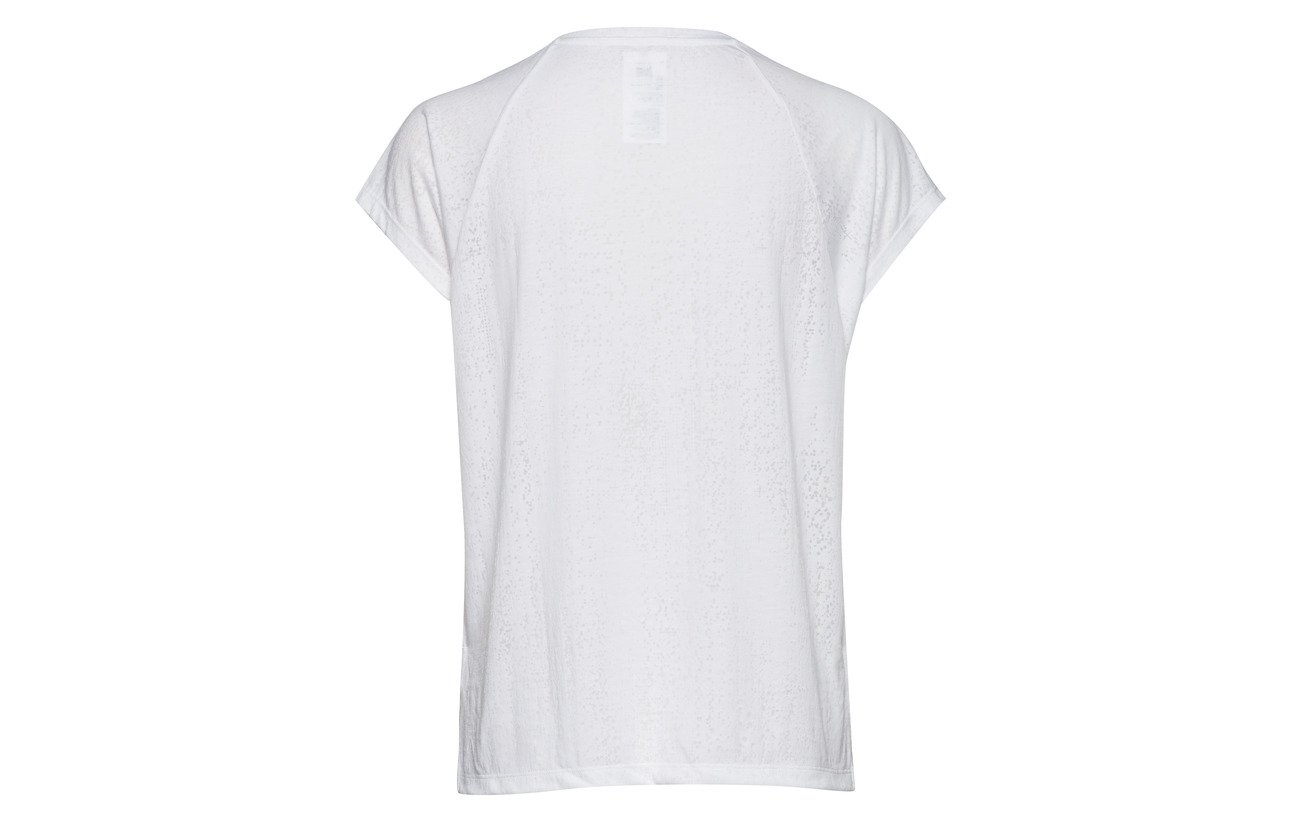 54 Coton Os Bo Tee Polyester 22 Viscose White 24 Reebok wfqI1Rxw