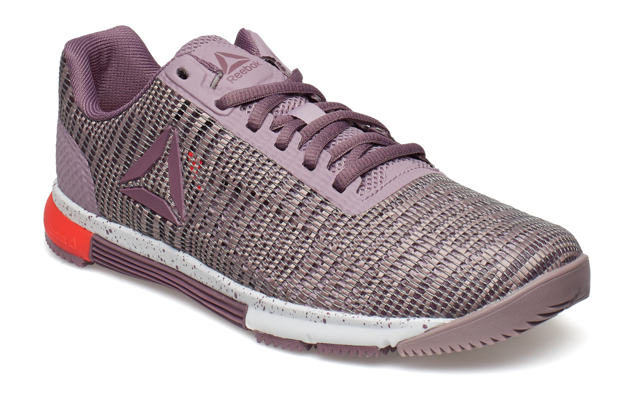 Reebok Performance SPEED TR FLEXWEAVE - LILAC/ORCHID/WHT/RED