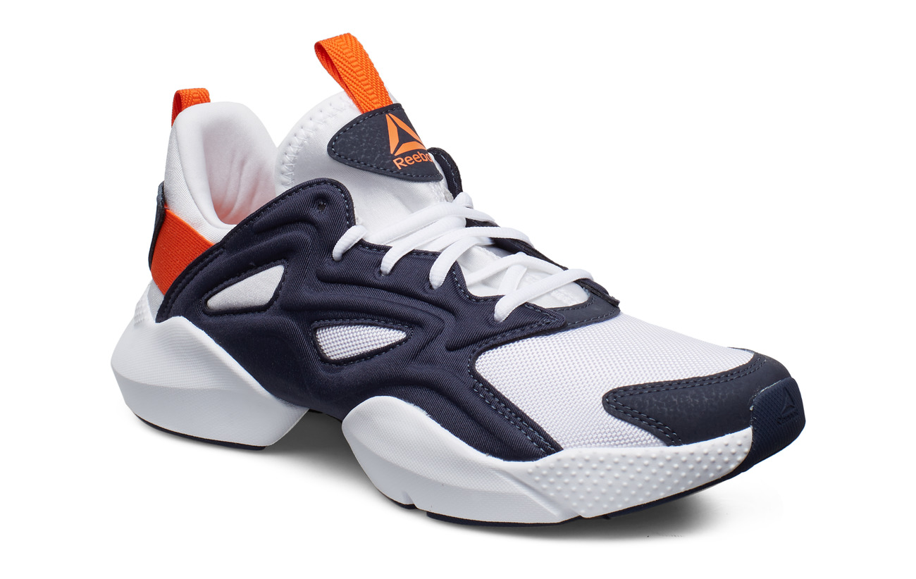 Reebok Performance SOLE FURY ADAPT - WHITE/HERNVY/FIEORA