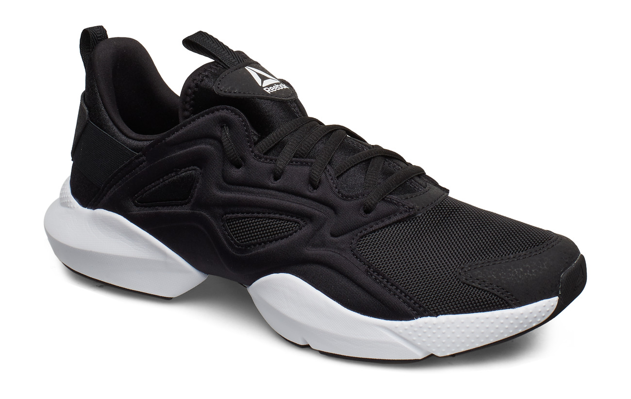 Reebok Performance SOLE FURY ADAPT - BLACK/WHITE/MSILVE