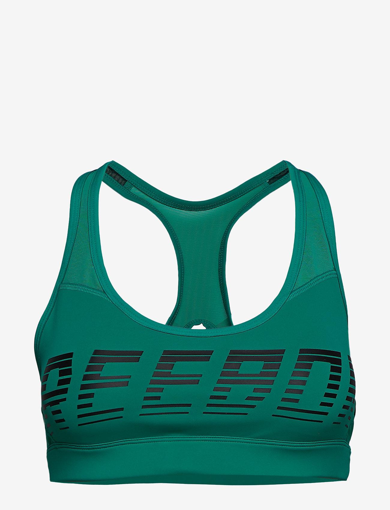 Reebok Performance - Hero Racer ReebokRead Pad - sport bras: medium - emeral - 1