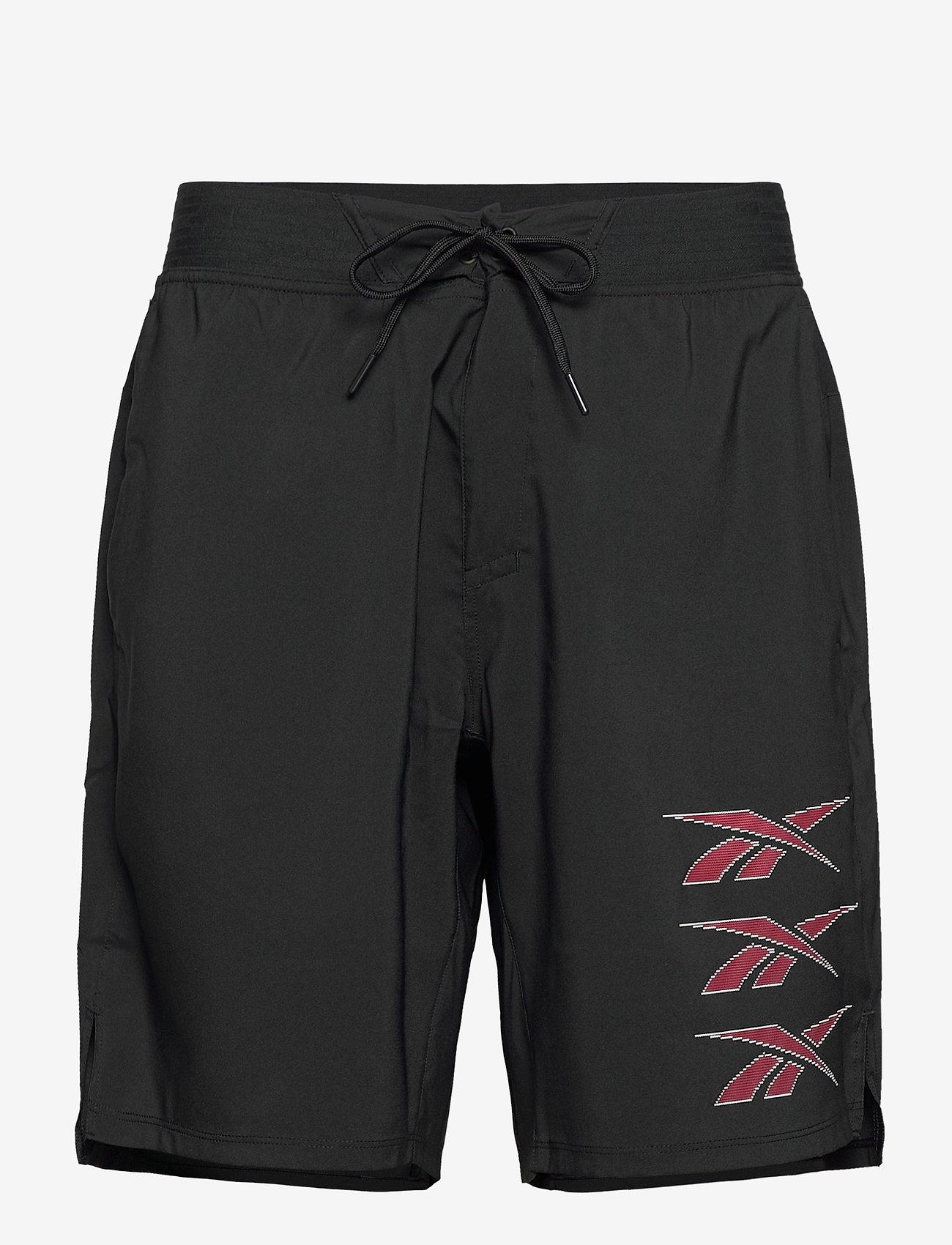 Reebok Performance - Holiday Pack Epic Short - training korte broek - black - 0