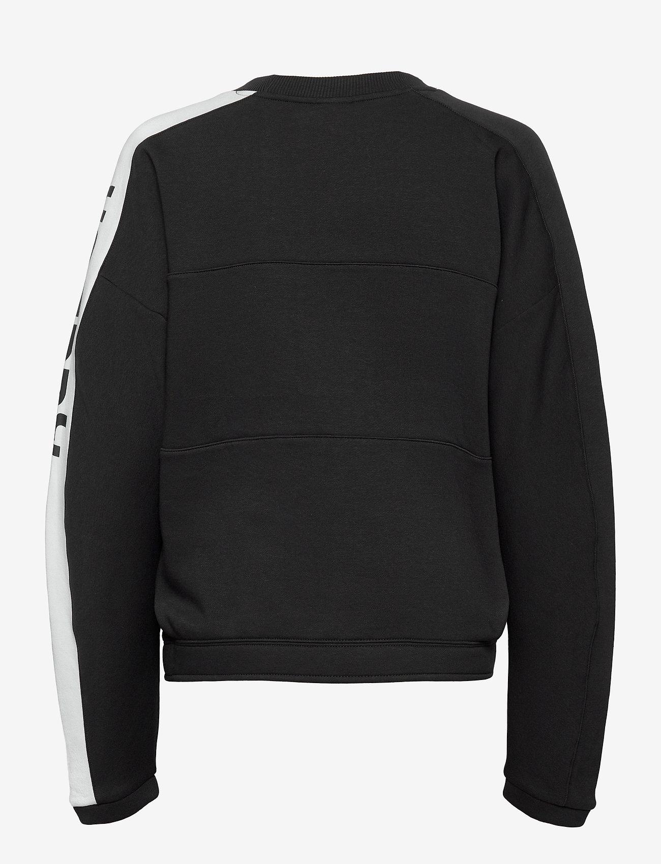 Reebok Performance - WOR MYT Crew - sweatshirts - black - 1