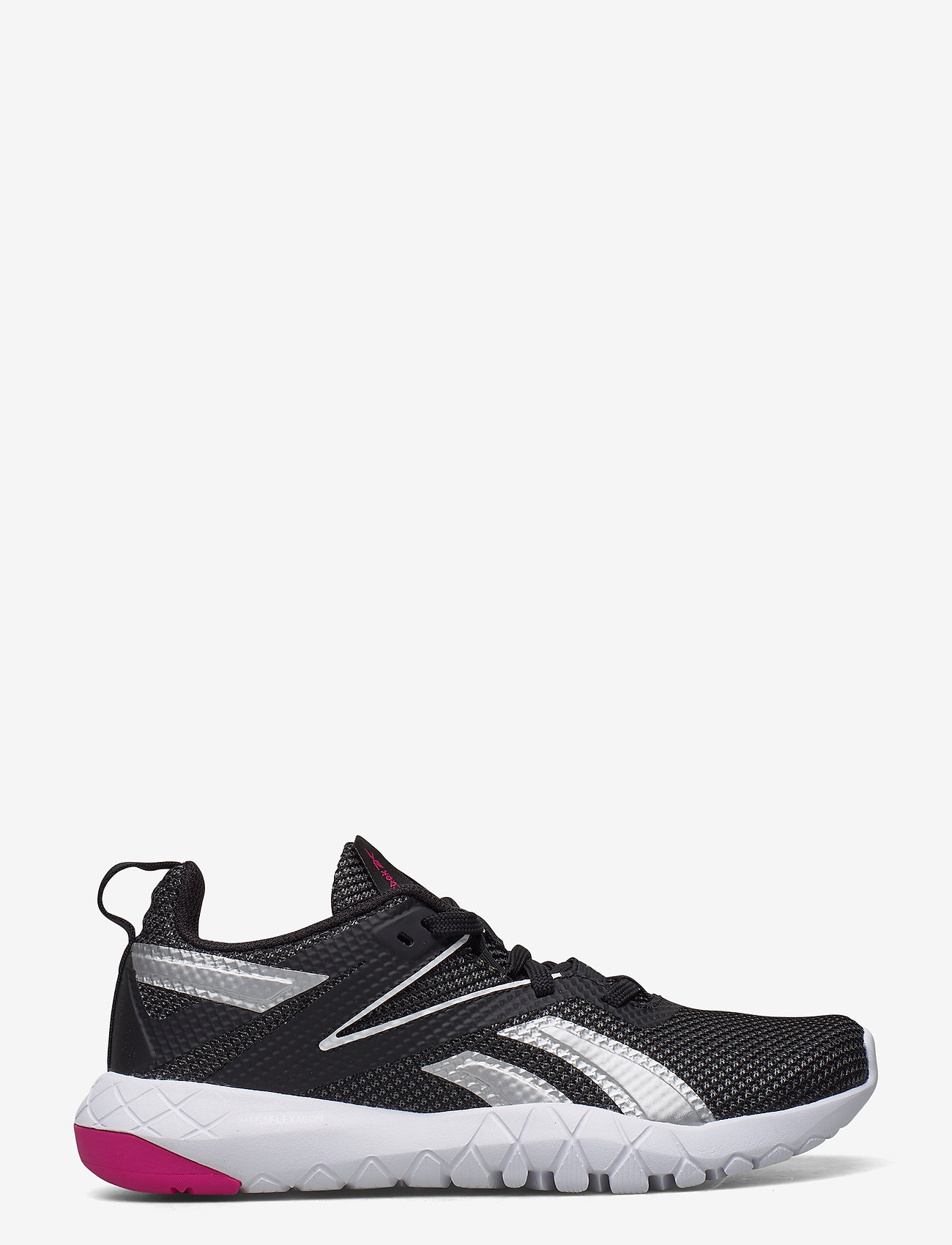 Reebok Performance - MEGA FLEXAGON - trainingsschuhe - black/white/propnk - 1