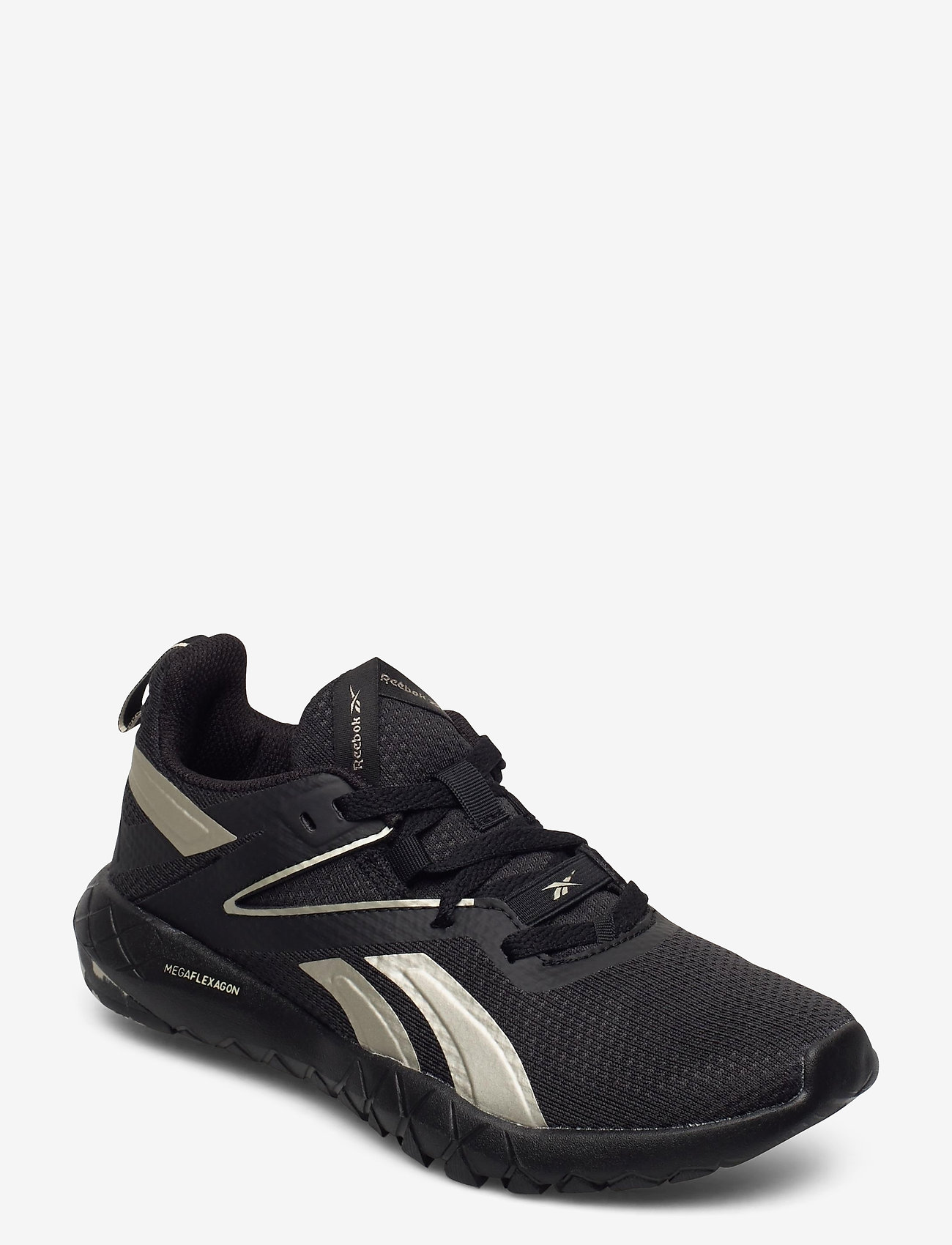 Reebok Performance - Mega Flexagon W - training shoes - cblack/cblack/fligry - 0