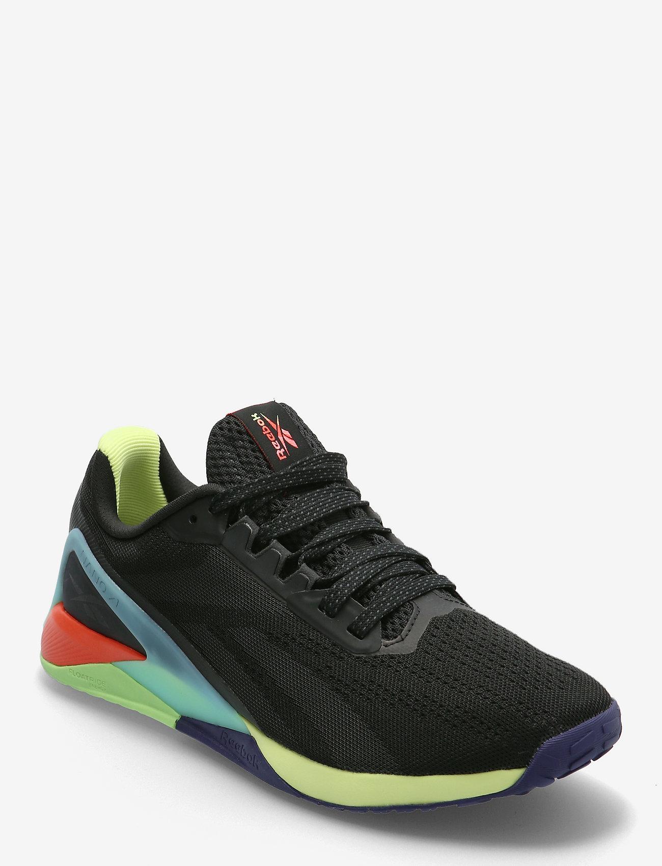 Reebok Performance - Reebok Nano X1 - training schoenen - black/nghblk/digglw - 0
