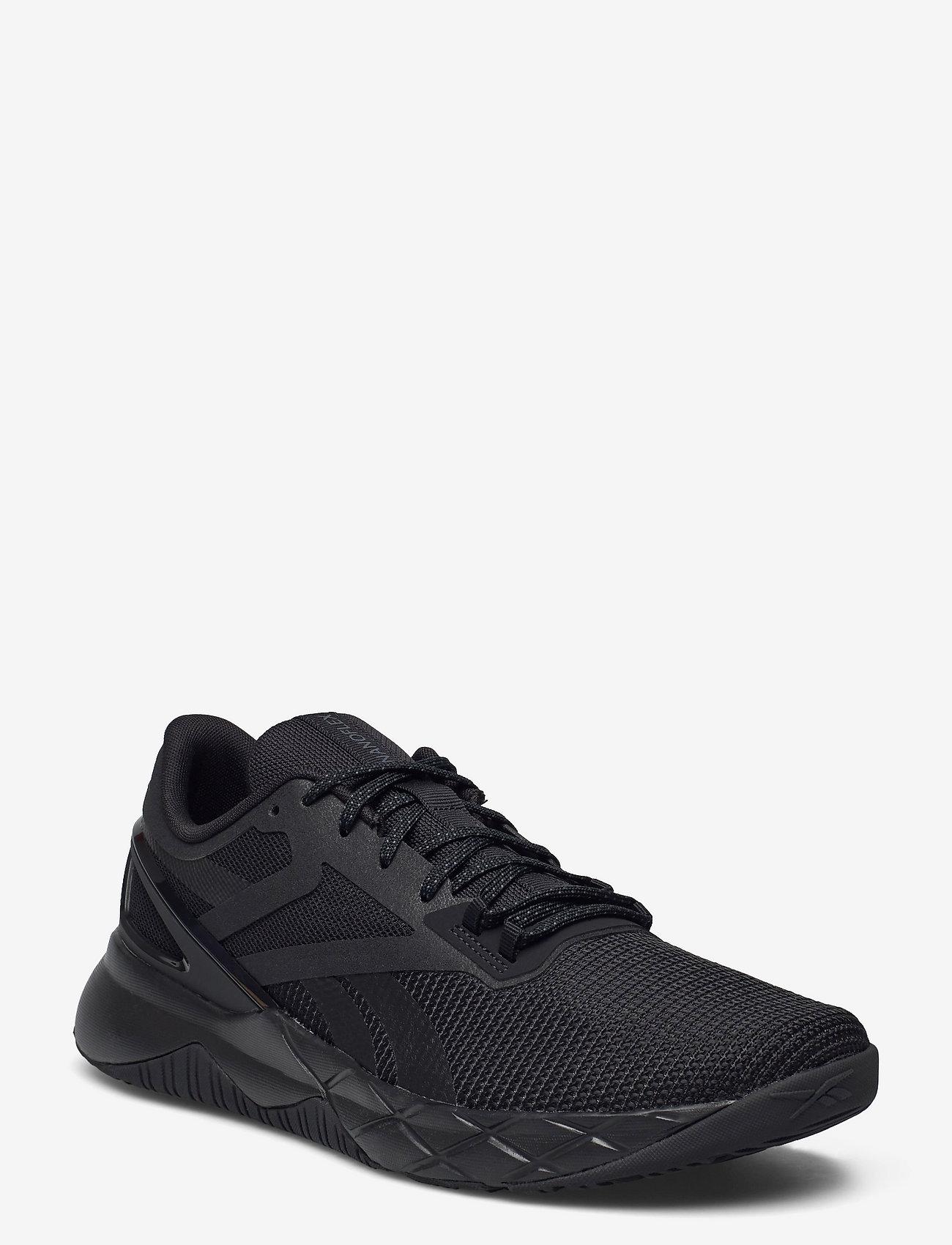 Reebok Performance - NANOFLEX TR - training schoenen - cblack/trgry8/cblack - 0