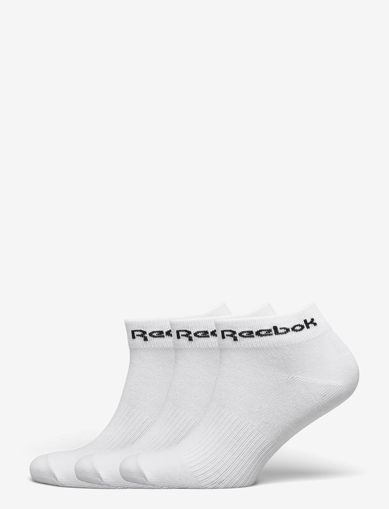 Reebok Performance - ACT CORE ANKLE SOCK 3P - kousen - white - 0