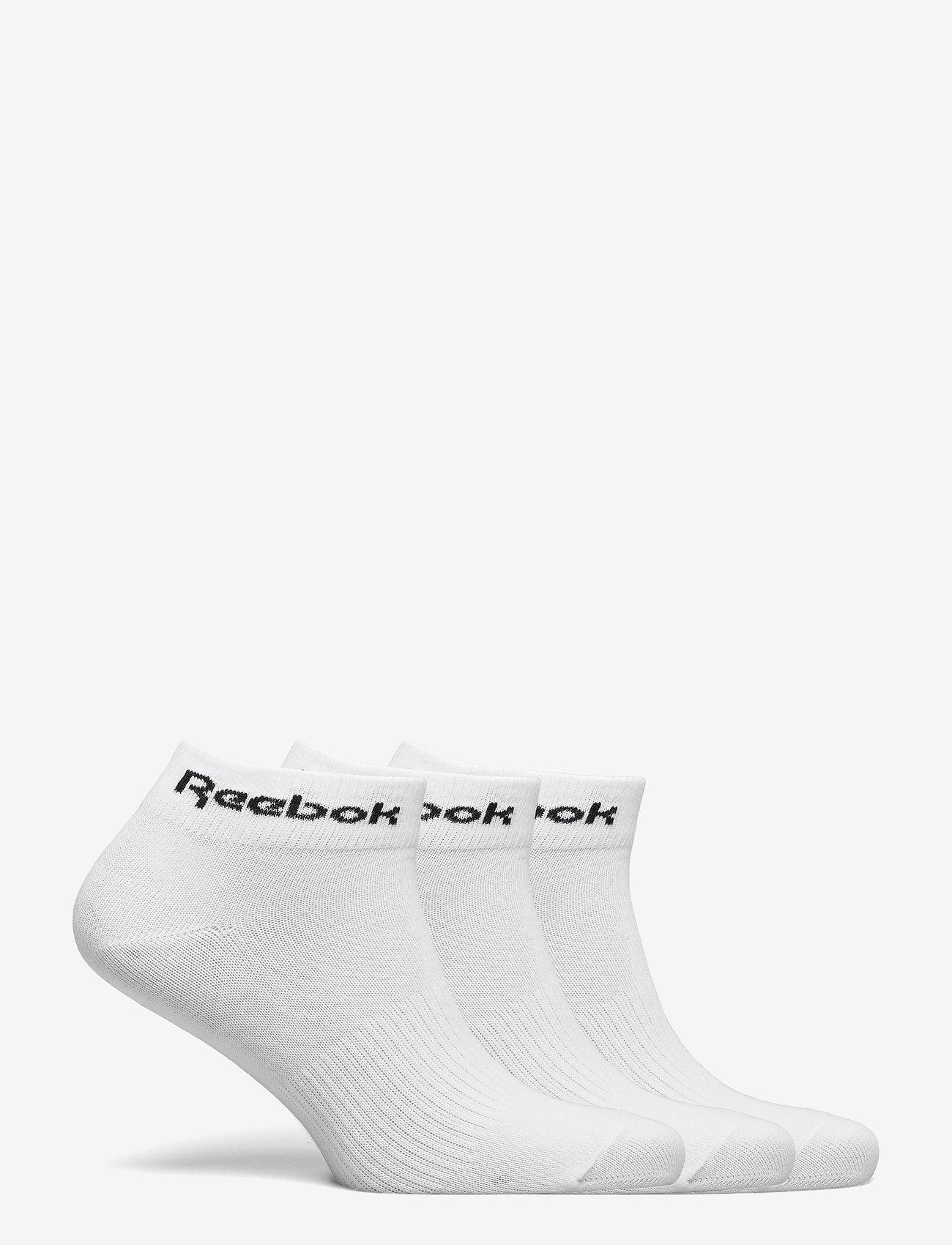 Reebok Performance - ACT CORE ANKLE SOCK 3P - kousen - white - 1