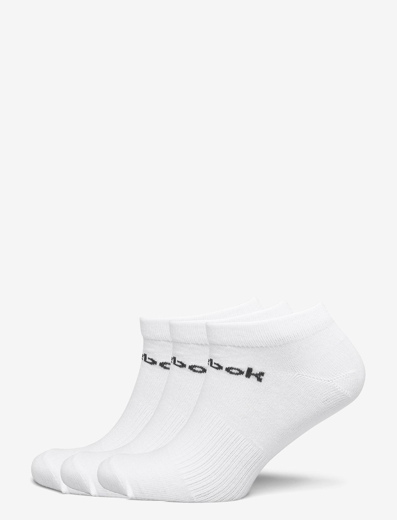 Reebok Performance - ACT CORE LOW CUT SOCK 3P - kousen - white - 0