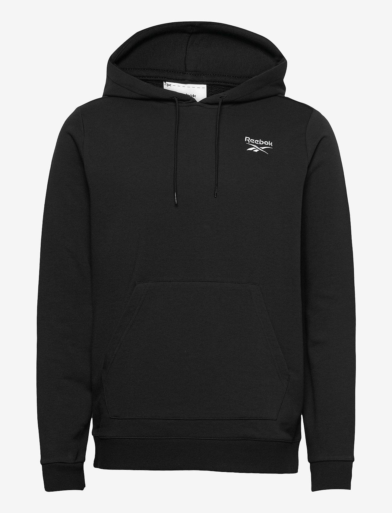 Reebok Performance - Identity Hoodie - hoodies - black - 1