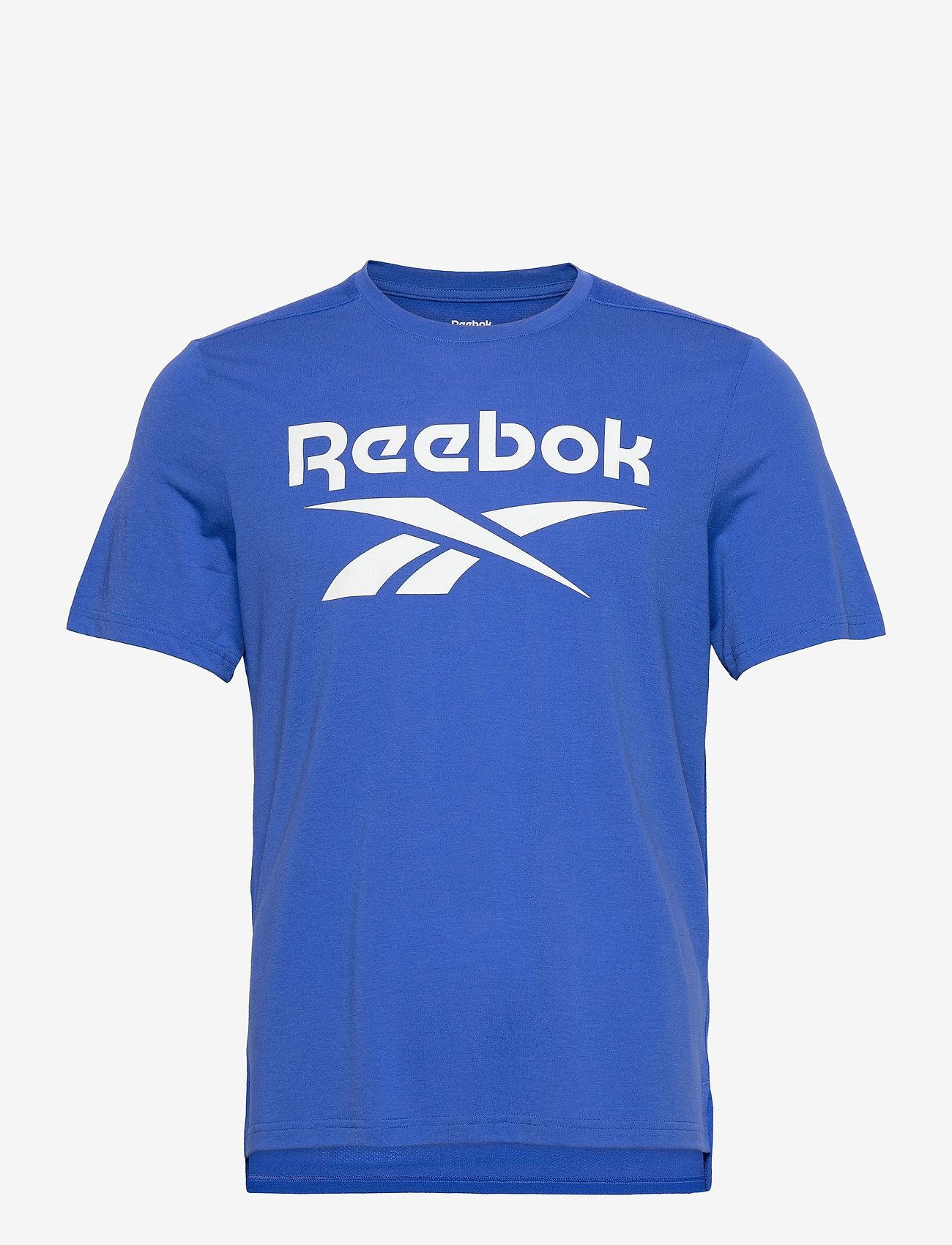 Reebok Performance - Workout Ready Supremium Graphic T-Shirt - t-shirts - coublu - 1