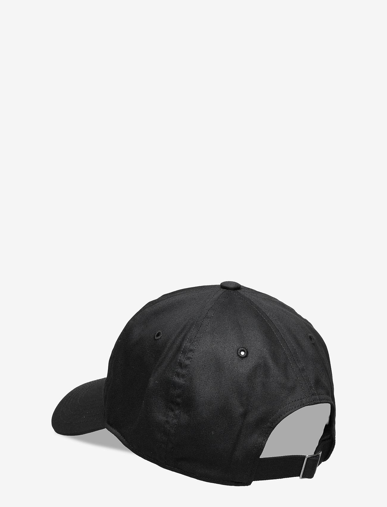 Reebok Performance - TE LOGO CAP - petten - black/black - 1