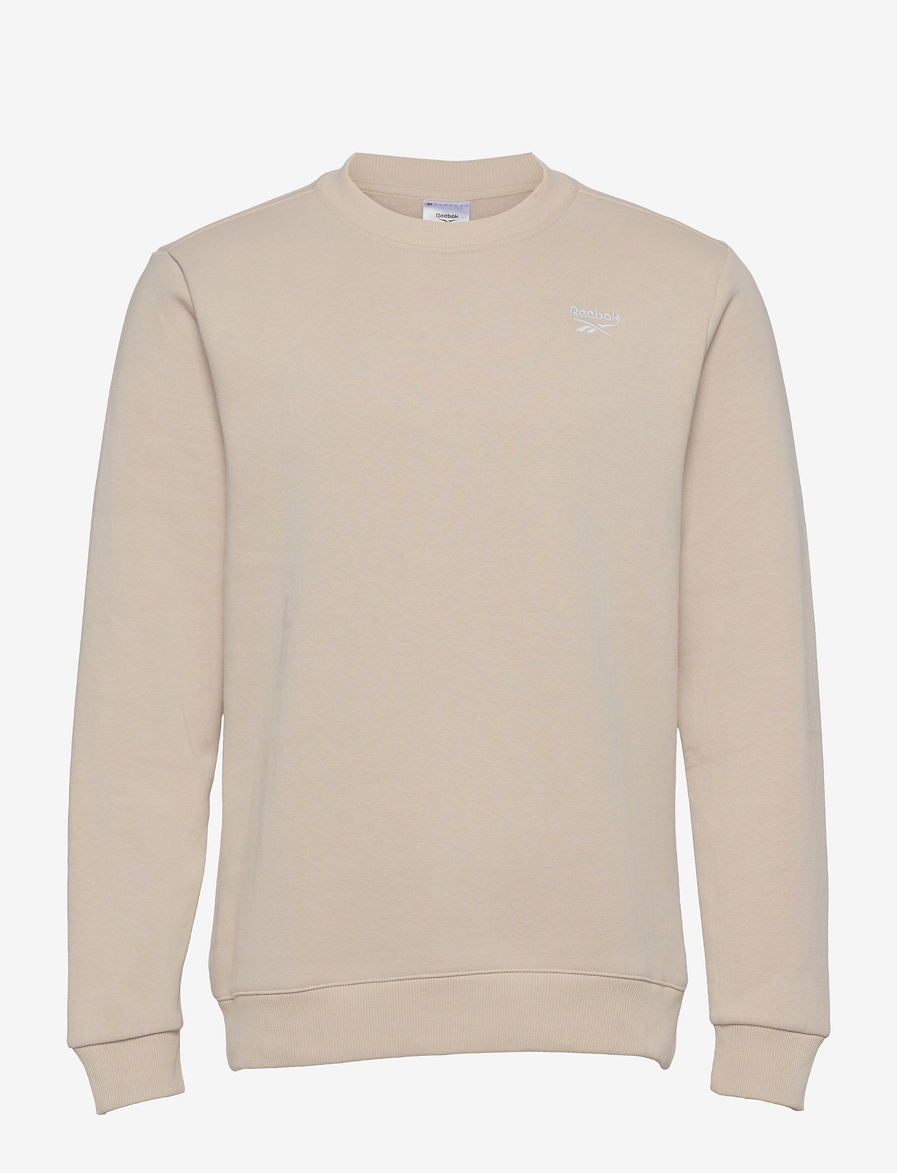 Reebok Performance - RI Fleece Crew - sweaters - stucco - 1