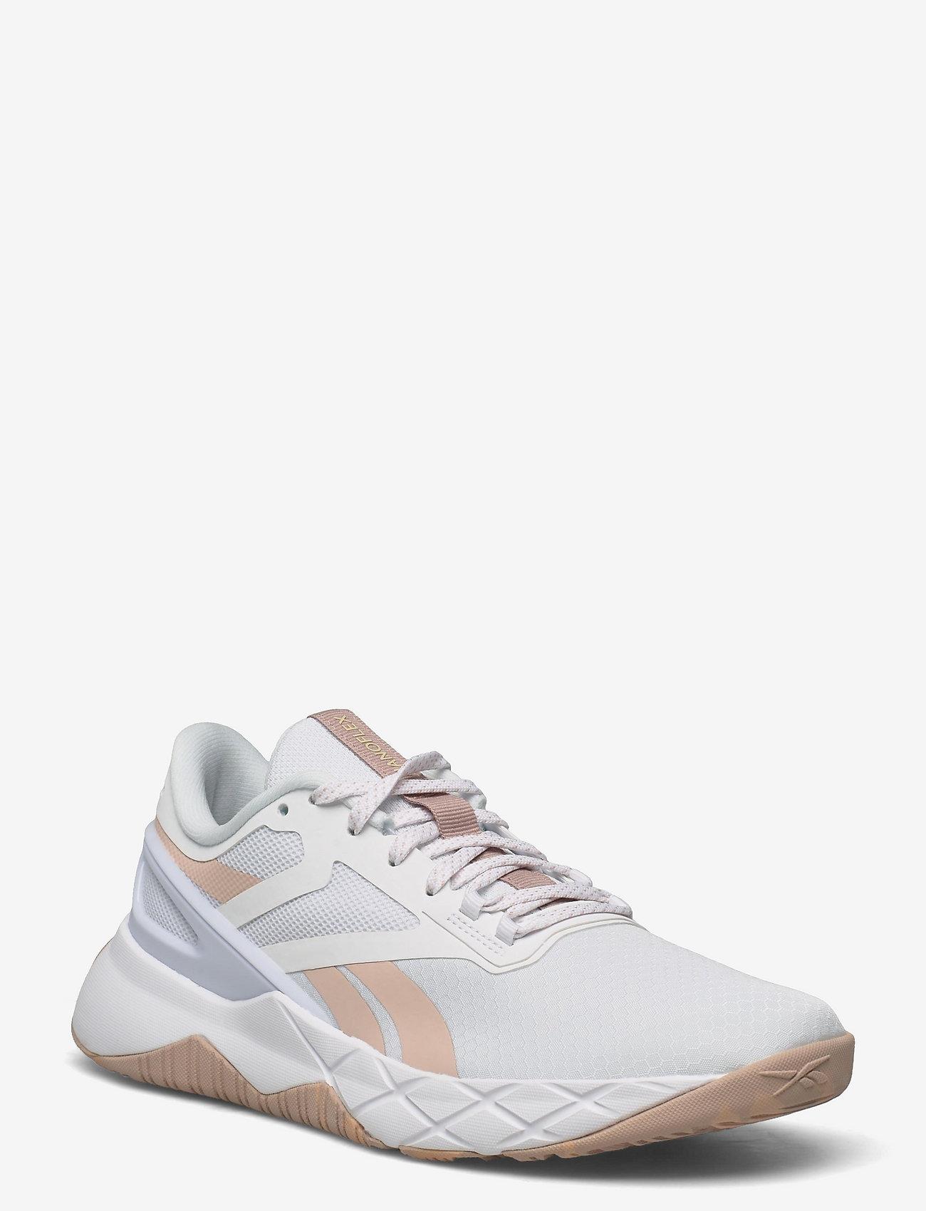 Reebok Performance - NANOFLEX TR - training schoenen - ftwwht/sofecr/rosgol - 0
