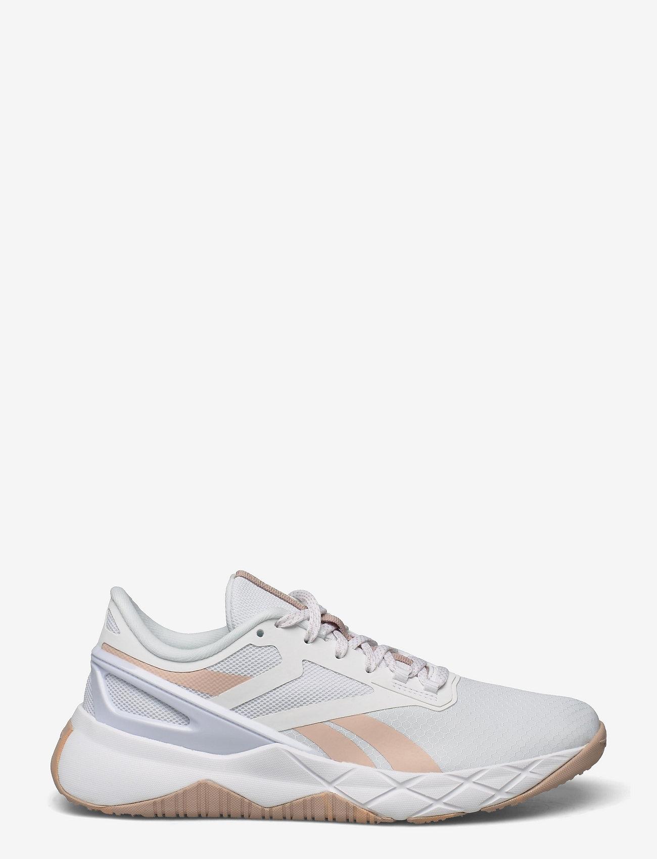 Reebok Performance - NANOFLEX TR - training schoenen - ftwwht/sofecr/rosgol - 1