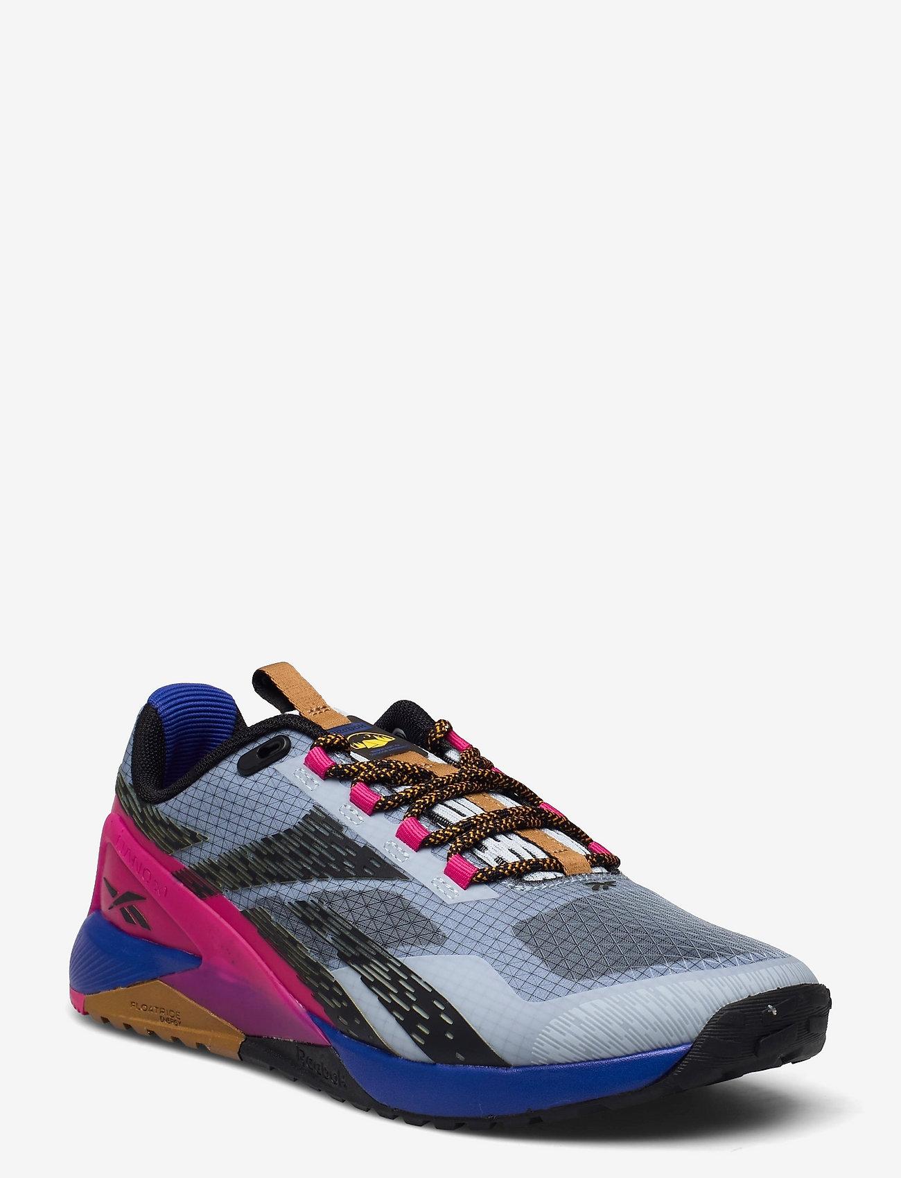 Reebok Performance - NANO X1 TR ADVENTURE - training schoenen - gabgry/brgcob/purpnk - 0