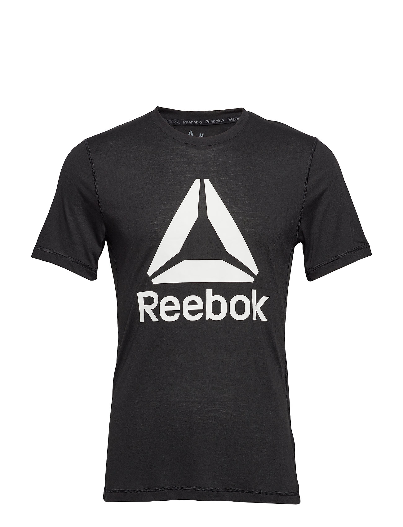 Reebok Performance WOR SUP 2.0 TEE GRAPH - BLACK