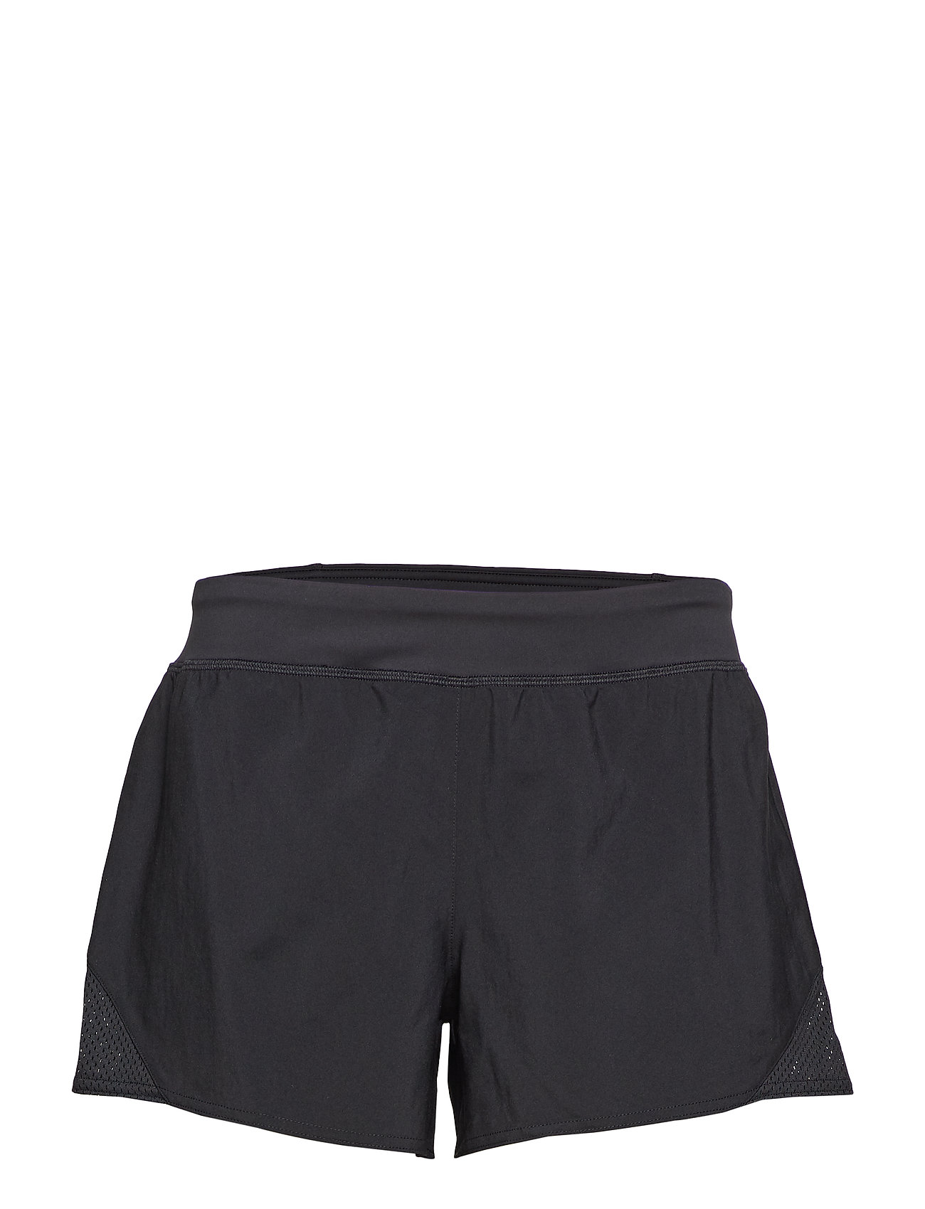 Reebok Performance WOR KNIT WOVEN SHORT - BLACK