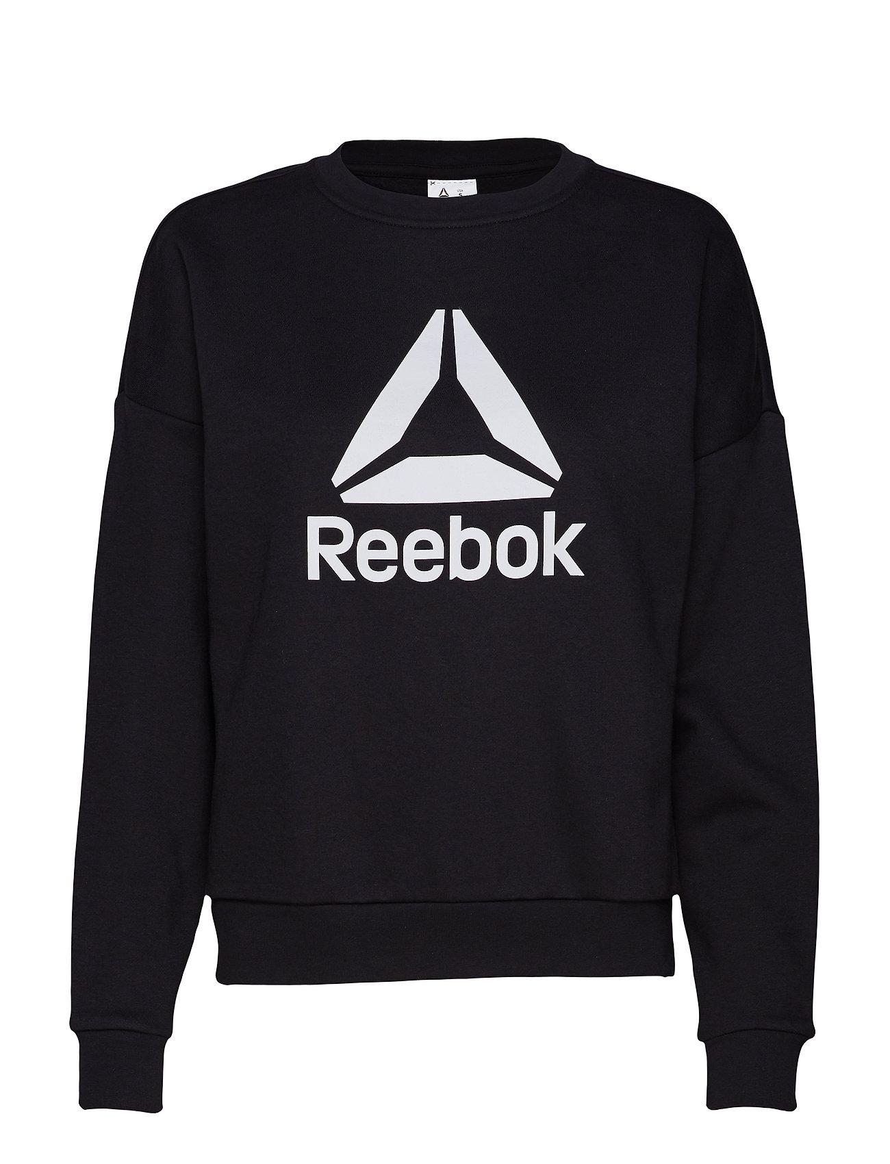 Reebok Performance WOR Big Logo Coverup - BLACK