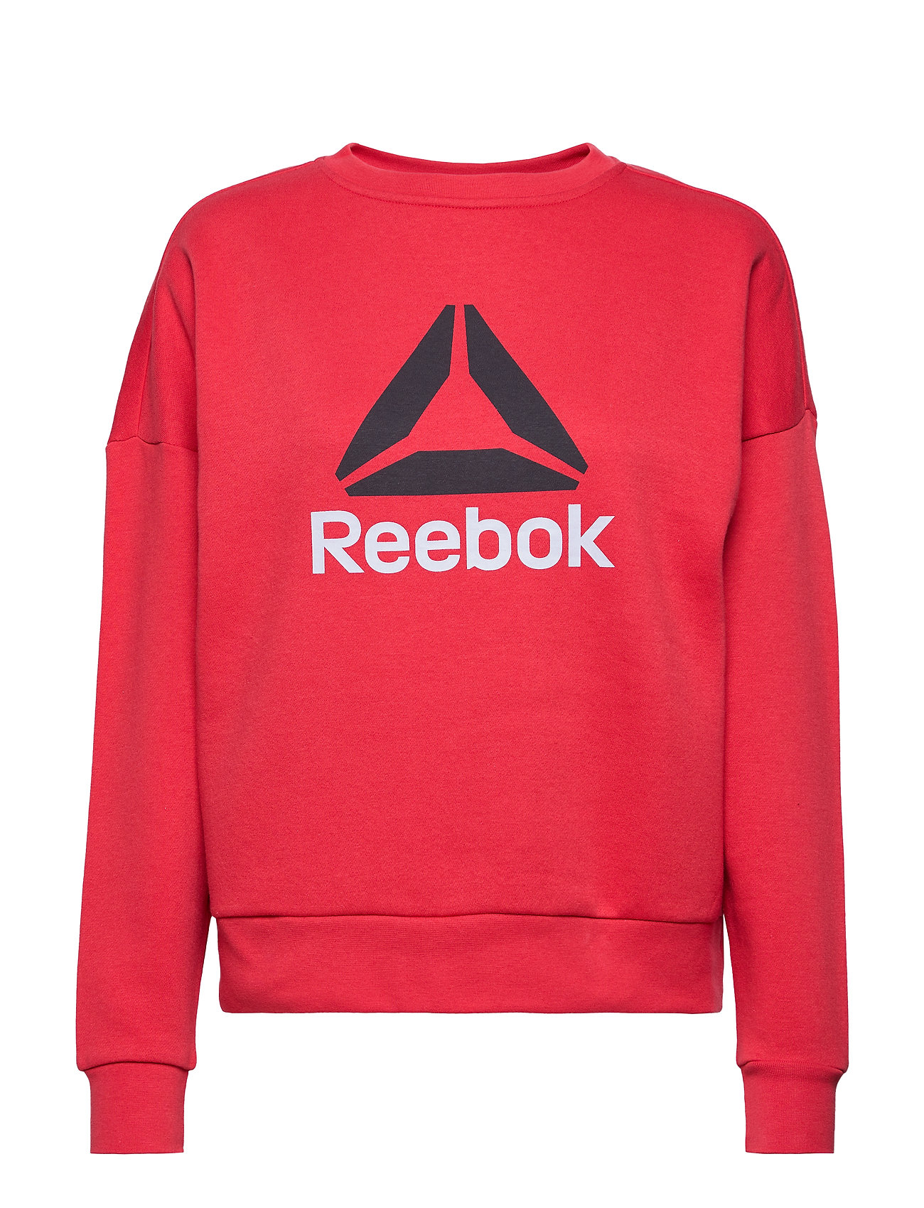 Reebok Performance WOR Big Logo Coverup - REBRED