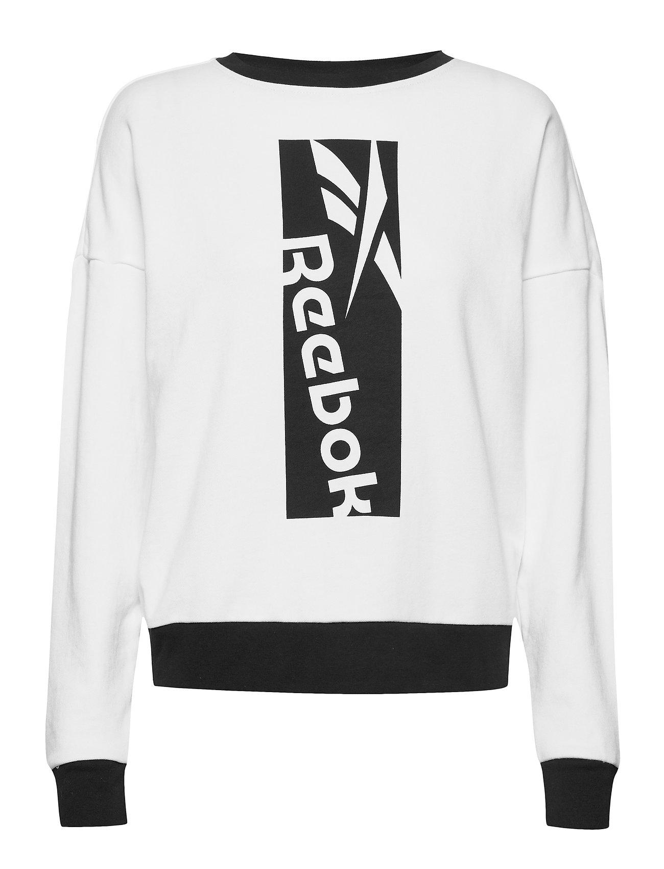 Reebok Performance WOR Big Logo Coverup - WHITE