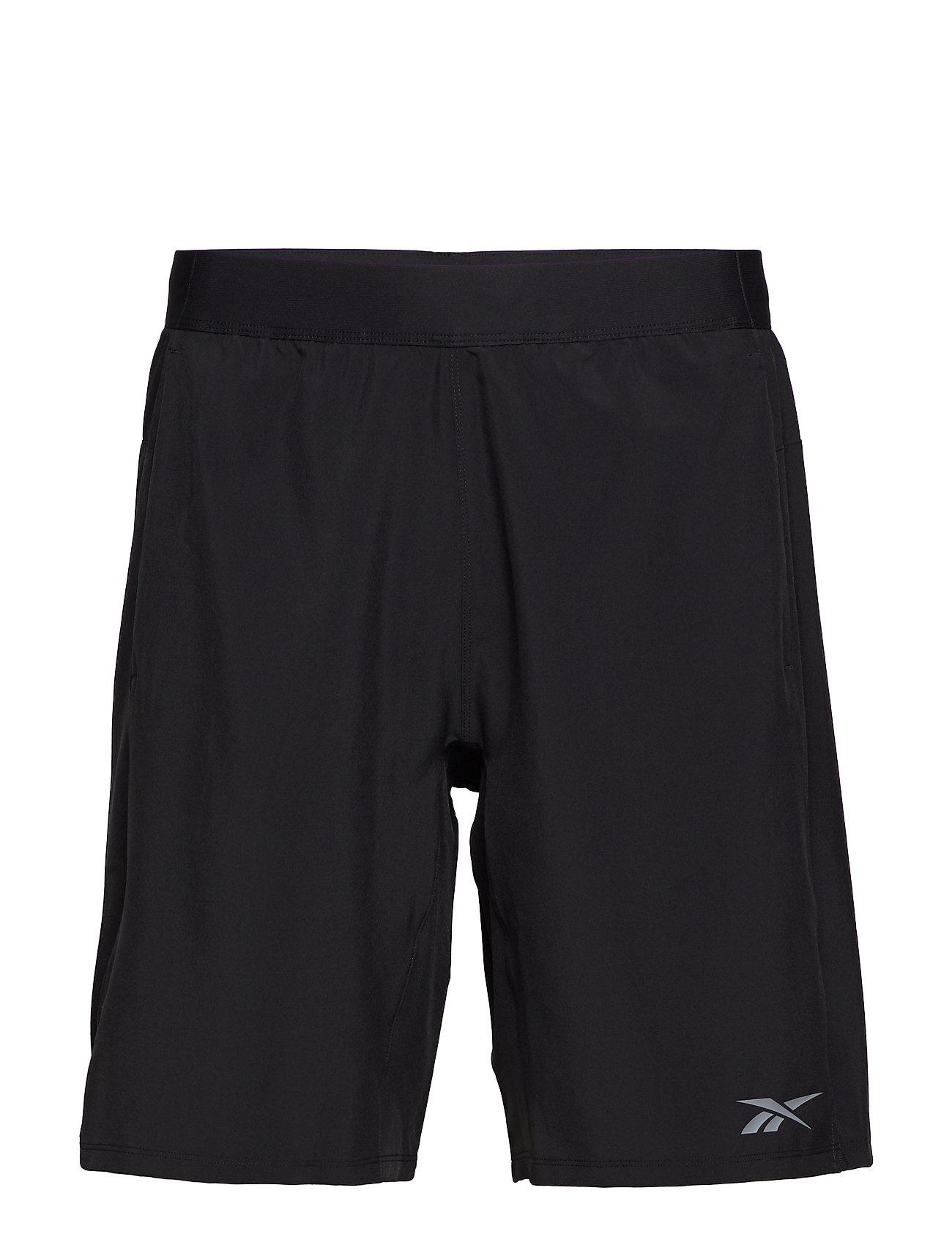 Reebok Performance Speedwick Speed Shorts - BLACK