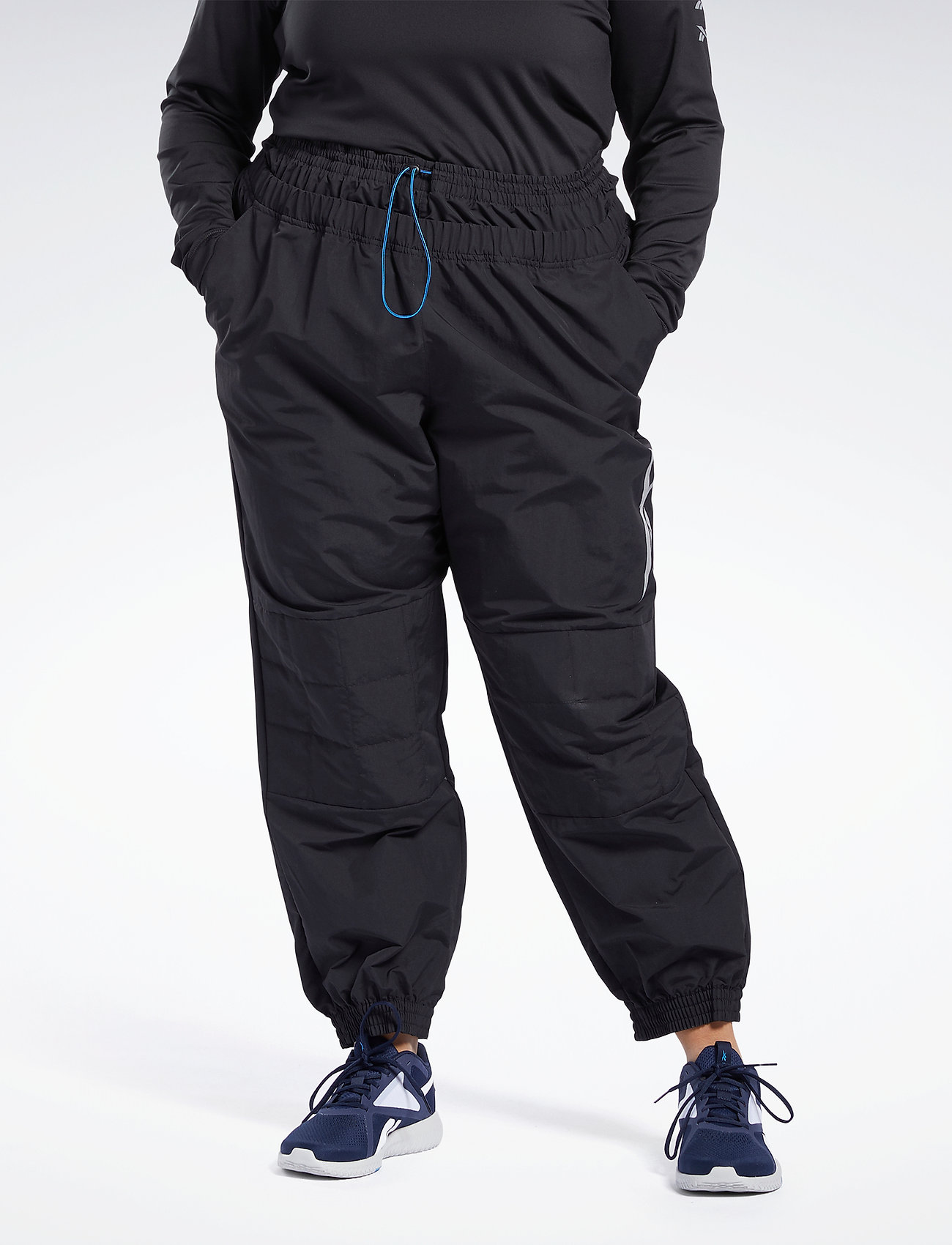 Reebok Performance - WOR MYT Woven Pant - sportbroeken - black - 0