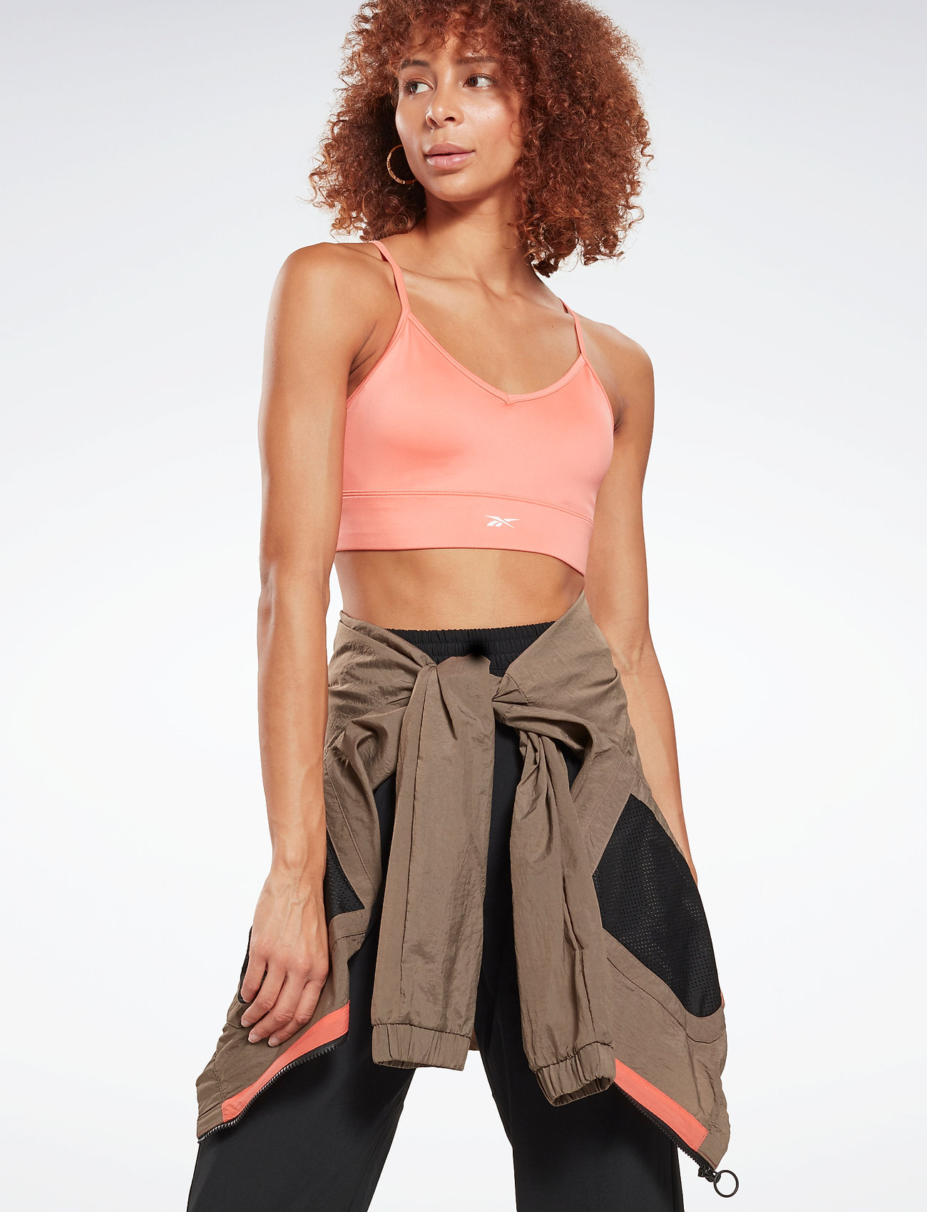 Reebok Performance - Workout Ready Sports Bra W - sportbeh''s: low - twicor - 0