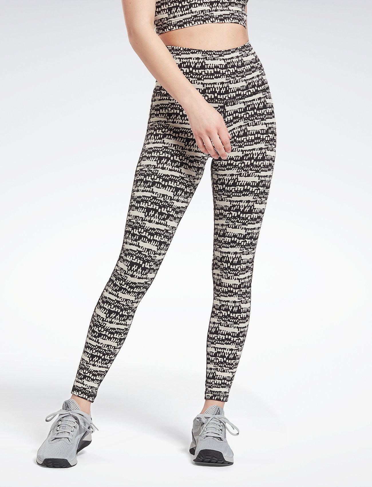 Reebok Performance - MYT Cotton Legging - leggings - black - 0