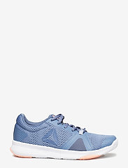 Reebok Performance - REEBOK FLEXILE - training shoes - blue/grey/pink/white - 1