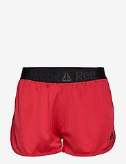 Reebok Performance - WOR EASY SHORT - training shorts - rebred - 1