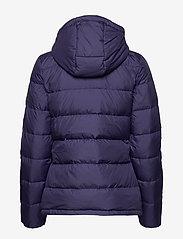 Reebok Performance - CN W LT DOWN JKT1 - down jackets - midink/black - 3