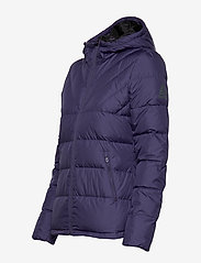 Reebok Performance - CN W LT DOWN JKT1 - down jackets - midink/black - 4