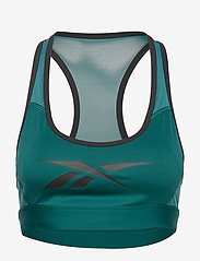 Reebok Performance - S Hero Racer Pad Bra-Read - sport bras: medium - hertea - 1