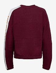 Reebok Performance - WOR MYT Crew - sweatshirts - maroon - 2