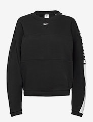 Reebok Performance - WOR MYT Crew - sweatshirts - black - 0