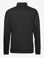 Reebok Performance - WOR DBLKNT QZ - sweaters - black - 2