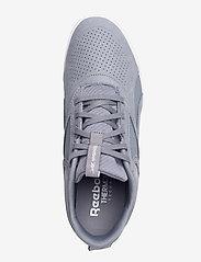 Reebok Performance - Reebok Ever Road DMX 3.0 LTHR - laag sneakers - cdgry4/white/rbkle5 - 3