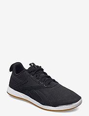 Reebok Performance - Reebok Ever Road DMX 3.0 LTHR - laag sneakers - black/white/rbkle7 - 1