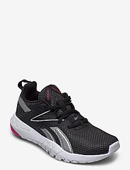 Reebok Performance - MEGA FLEXAGON - training shoes - black/white/propnk - 0