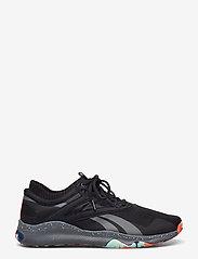 Reebok Performance - Reebok HIIT TR - training shoes - cblack/trugr7/ornflr - 1