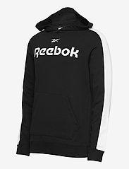 Reebok Performance - Training Essentials Linear Logo Hoodie - hoodies - black - 3