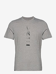 Reebok Performance - Speedwick Move T-Shirt - t-shirts - mgreyh - 1