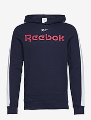 Reebok Performance - Training Essentials Linear Logo Hoodie - hoodies - vecnav - 1