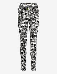 Reebok Performance - MYT Cotton Legging - leggings - black - 2